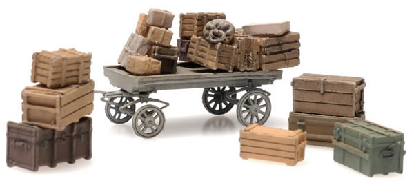 Artitec 387.451 - General cargo with cart