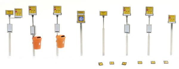 Artitec 387.456 - Bus stop signs