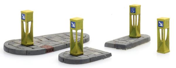 Artitec 387.457 - Traffic columns  and islands