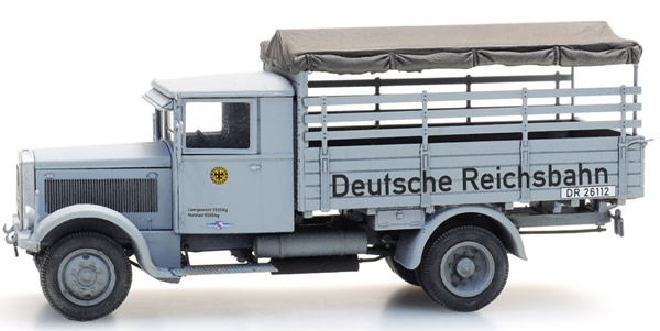 Artitec 387.463 - Hansa Lloyd Merkur Truck of the DRG