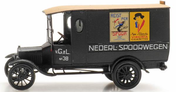 Artitec 387.466 - Ford Truck T Dutch Railways