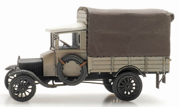 Artitec 387.470 - Ford TT grey with cover