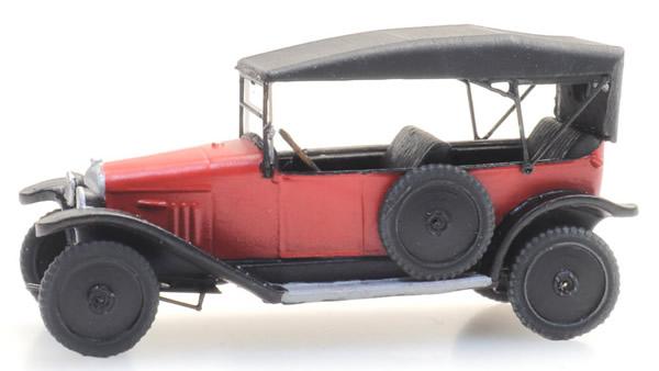 Artitec 387.480 - Citroën Car Type A red