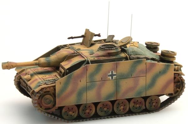 Artitec 387.50-CM - StuG III Version G assault howitzer (camouflaged)