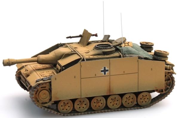 Artitec 387.50-YW - StuG III Ausf G Sturmhaubitze Gelb