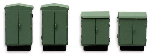 Artitec 387.59 - Switchbox Set (4 pieces)