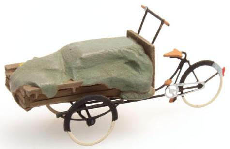 Artitec 387.60 - Delivery Bike w. Tarp
