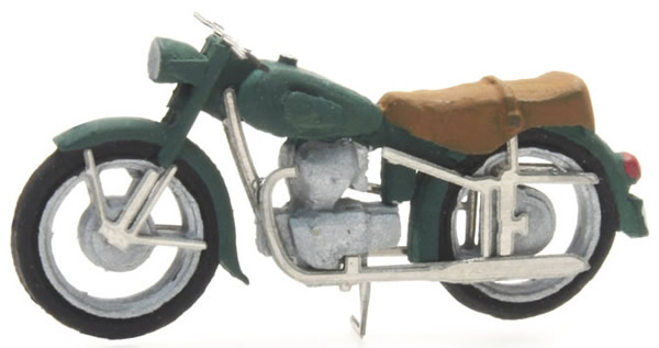 Artitec 387.66-GN - BMW Motorcycle R25 green