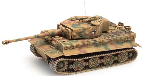 Artitec 387.76 - German Army Tiger I w. Zimmerit 1944 (Wittmann version)
