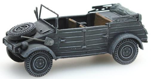 Artitec 387.77-GR - German Army Kübelwagen VW82, gray