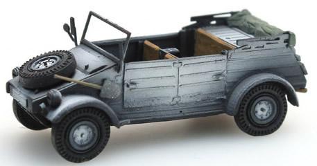 Artitec 387.77-WG - Kübelwagen VW82 Wehrmacht Grey Winter