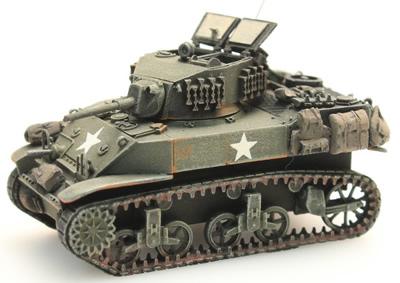 Artitec 387.79-S1 - US M5A1 Stuart Light Tank stowage 1