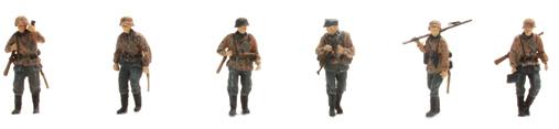 Artitec 387.83-C1 - German Army Dt. Infantry Camo