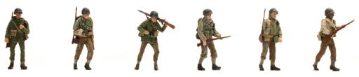 Artitec 387.88 - US Infantry (6 Fig)