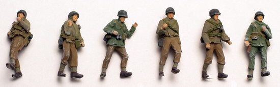Artitec 38788 - US Infantry ( 6 Fig )                                                                     NEU