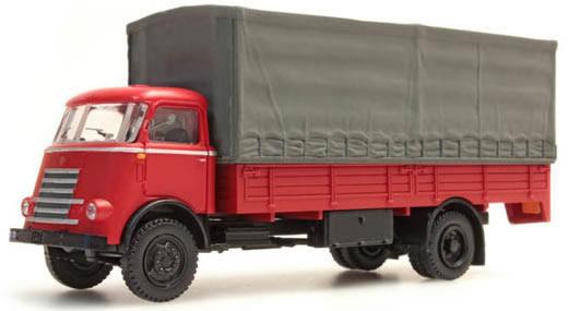 Artitec 487.040.01 - Dutch DAF Truck Red