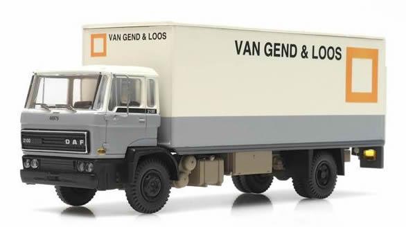 Artitec 487.052.03 - DAF tilt-cab B box van vG&L