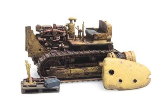 Artitec 487.601.01 - Bulldozer D7 rusty (RIP-Serie)