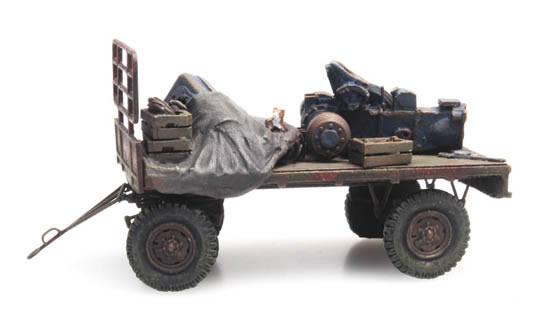 Artitec 487.601.03 - Hay wagon rusty (RIP-Serie)