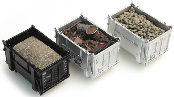Artitec 487.801.01 - Cargo container: beet, scrap metal, sand