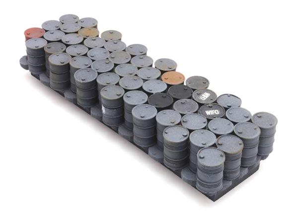 Artitec 487.801.51 - Cargo: Oil drums.