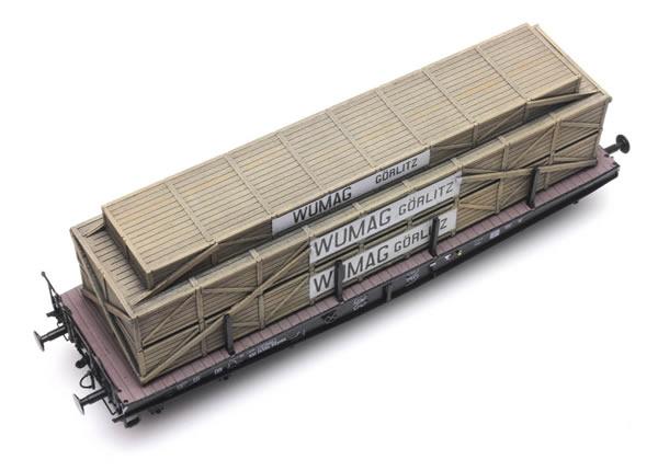 Artitec 487.801.54 - Cargo: Shipping crate WUMAG
