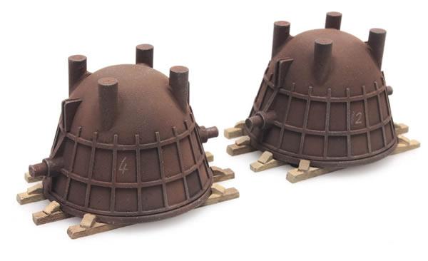 Artitec 487.801.56 - Cargo: Two slag ladles