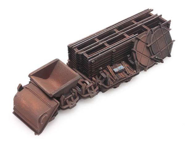 Artitec 487.801.61 - Cargo: Narrow-gauge dumpers and tracks