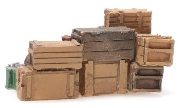 Artitec 487.801.76 - Small truck cargo: city