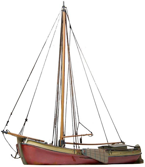 Artitec 50.101 - Two Brothers cargo carrying sailboat
