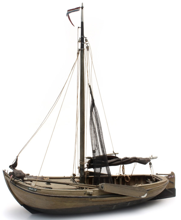 Artitec 50.105 - Traditional Zuidersee sailed fishing boat