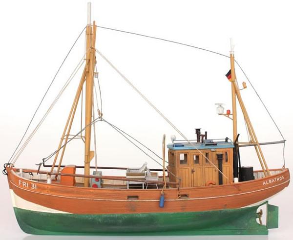 Artitec 50.115 - Shrimp Cutter (full hull)