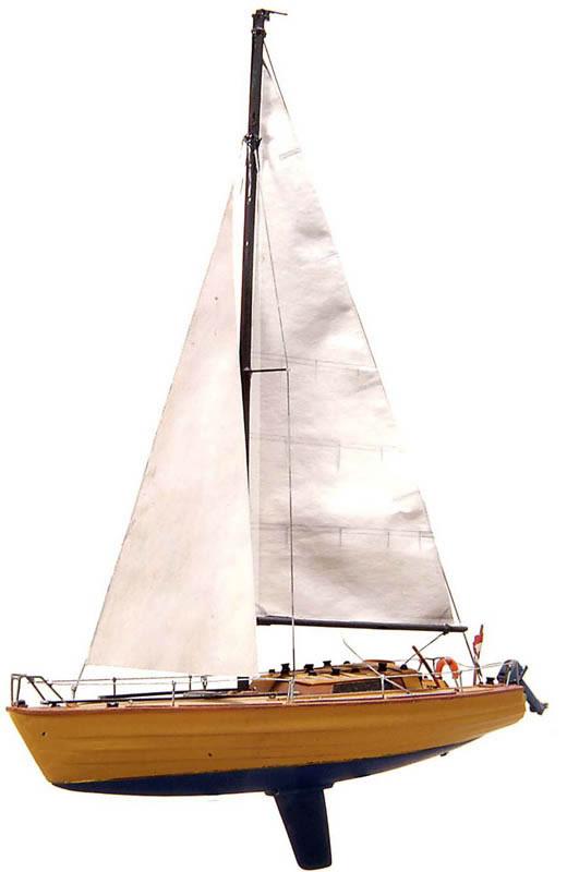 Artitec 50.119 - Sailing yacht