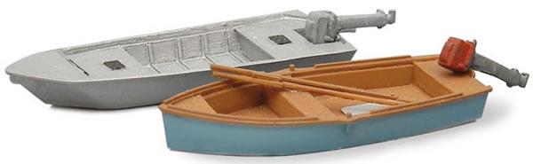Artitec 50.128 - Fishing boats -2 items