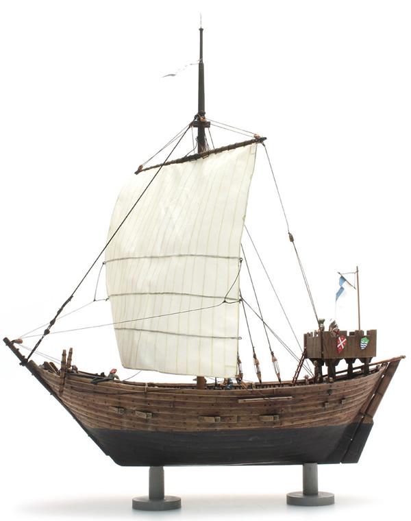 Artitec 50.134 - Cog ship 14th century