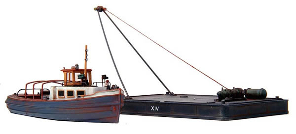 Artitec 58.102 - Barge and Pontoon