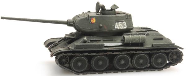 Artitec 6120005 - USSR T34 - 85mm Gun Soviet Army Winter
