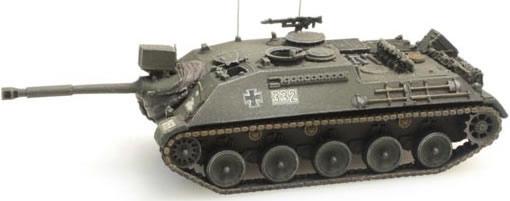 Artitec 6160001 - Tank Destroyer 90mm yellow-olive paint scheme  Bundeswehr
