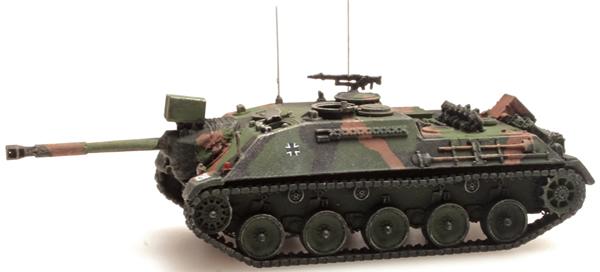 Artitec 6160002 - Tank Destroyer 90mm Camouflage  Bundeswehr