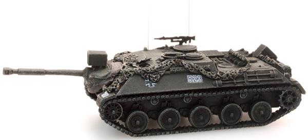 Artitec 6160003 - Tank Destroyer 90mm Combat Ready yellow-olive paint scheme  Bundeswehr