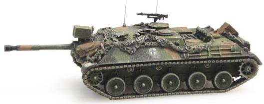 Artitec 6160004 - Tank Destroyer 90mm Combat Ready  Camouflage  Bundeswehr