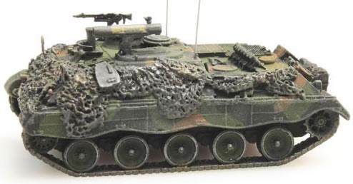 Artitec 6160017 - Jaguar 1 Combat Ready Camouflage Austrian Army