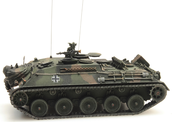 Artitec 6160025 - BRD Observation Tank Camouflage  German Army