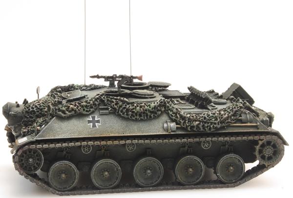 Artitec 6160026 - BRD Observation Tank battle ready yellow-olive paint scheme  Bundeswehr