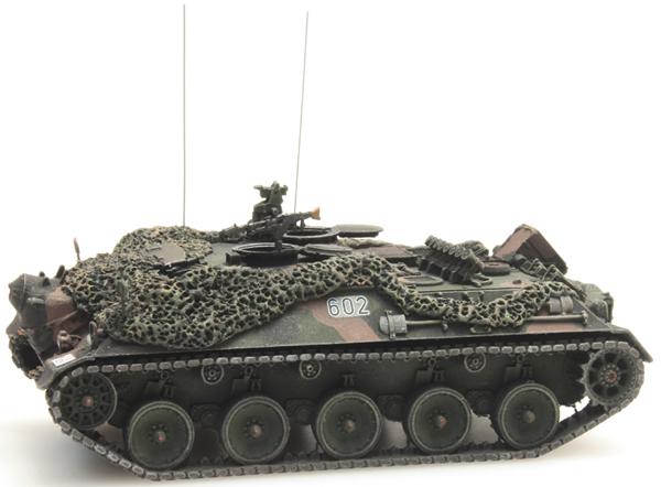 Artitec 6160027 - BRD Observation Tank battle ready  Camouflage  Bundeswehr