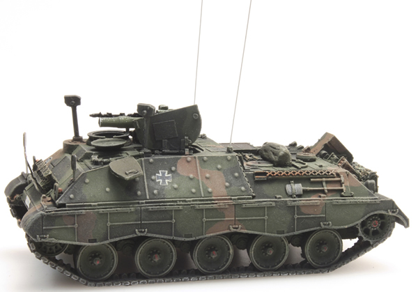 Artitec 6160029 - BRD Jaguar 2 Camouflage  German Army
