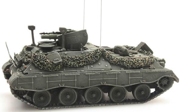 Artitec 6160030 - BRD Jaguar 2 battle ready yellow-olive paint scheme  German Army