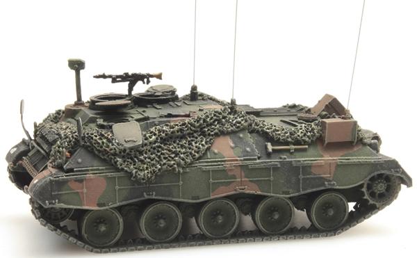 Artitec 6160033 - AT Jaguar 2 Führungspanzer battle ready Camouflage Austrian Army