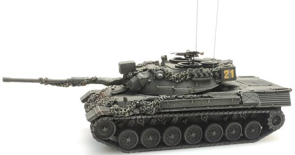 Artitec 6160041 - B Leopard 1 battle ready Belgian Army