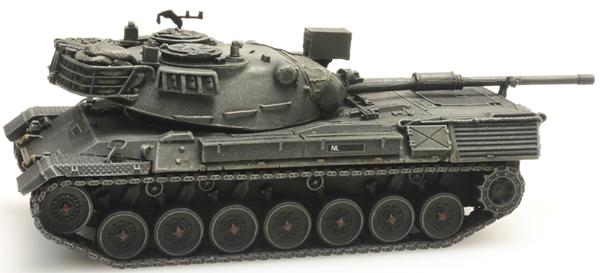 Artitec 6160045 - Dutch Leopard 1 voor treintransport Netherlands Army